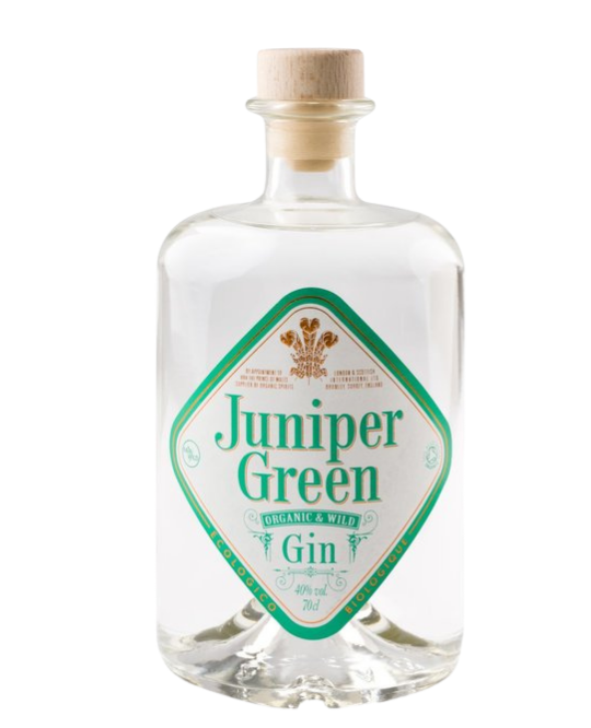 Juniper Green Organic Gin 70cl
