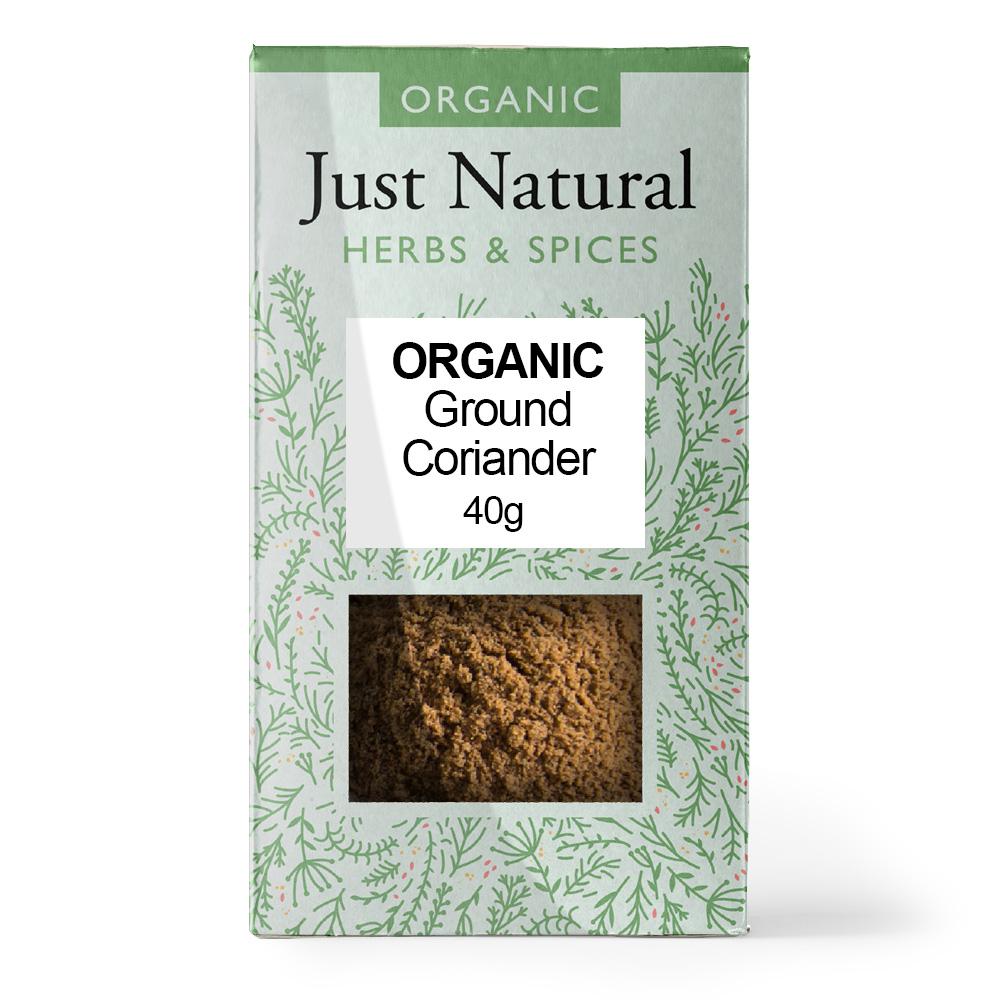 Coriander Ground (Box) 40g