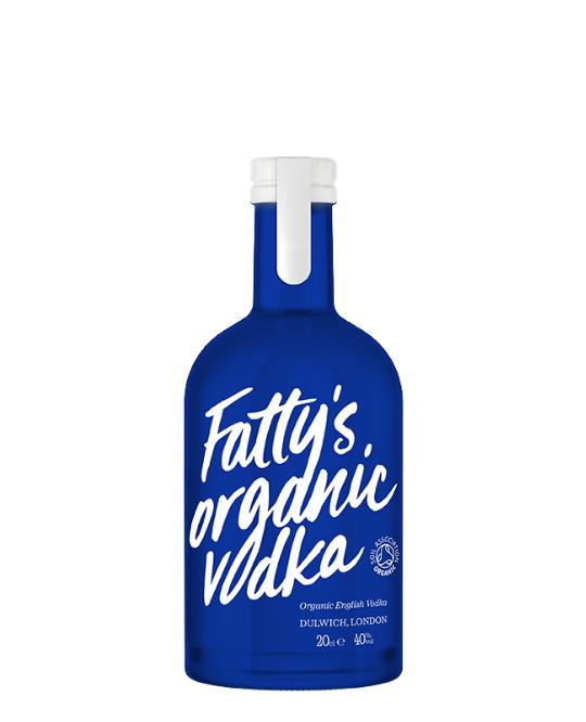 Fatty's Organic Vodka 20cl