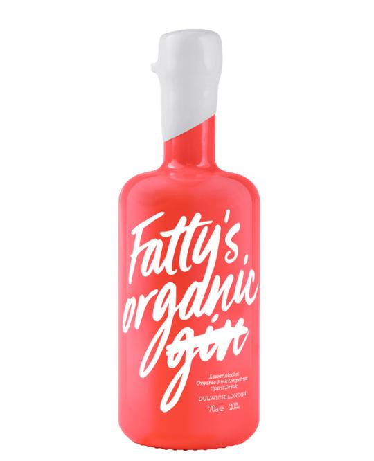 Fatty's Organic Gin 20cl