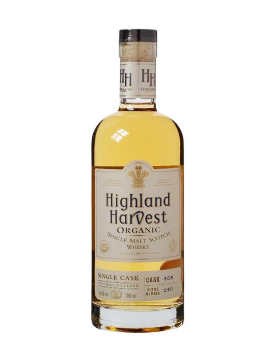 Highland Harvest Org Blended Malt Scotch Whisky 70cl