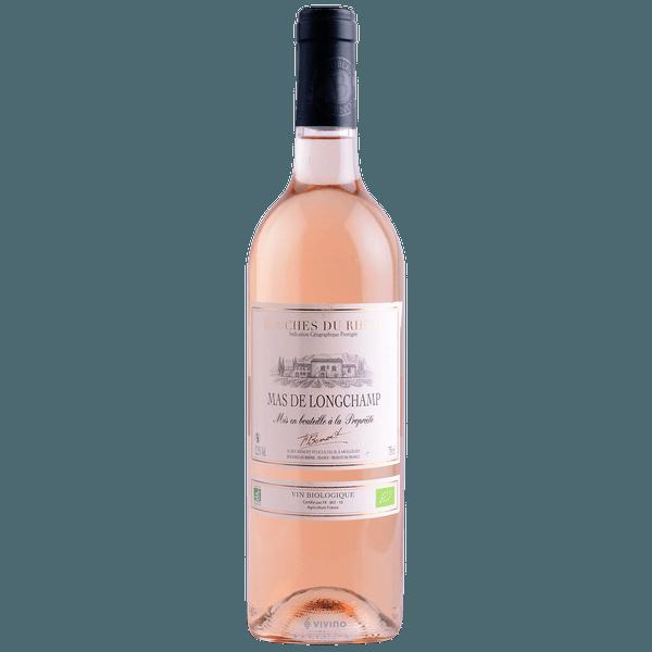Bouches du Rhone Mas de Longchamp Rose